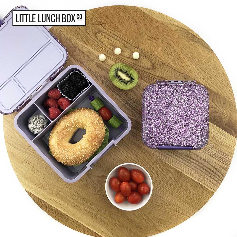 Little Lunch Box|小小午餐盒-Bento 3 (紫色閃閃)