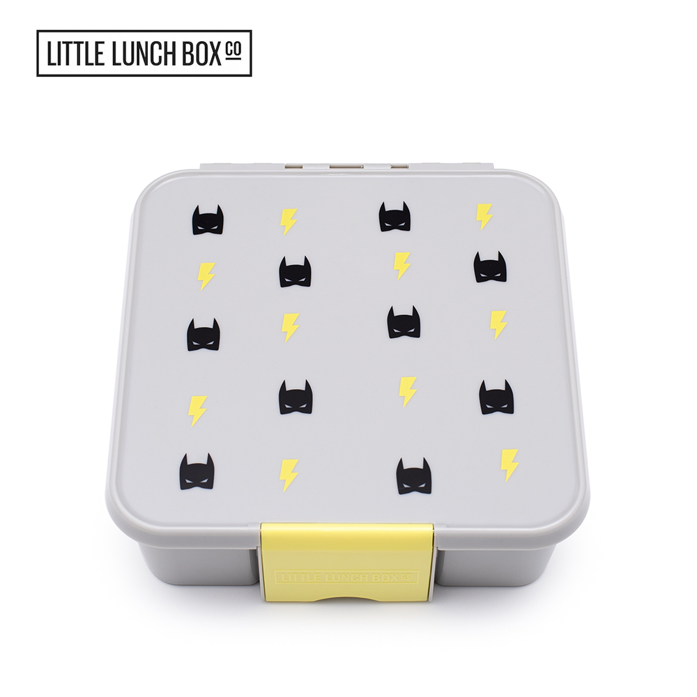 Little Lunch Box 小小午餐盒-Bento 3 (超級英雄)