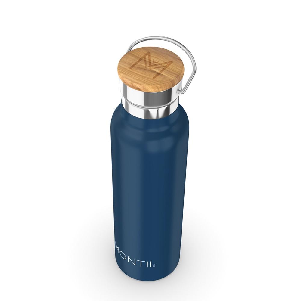 Montii  不鏽鋼水壺 - (L)海軍藍