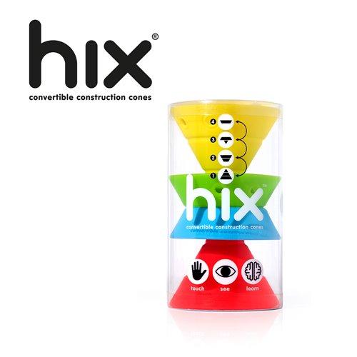 MOLUK│瑞士洗澡玩具 - Hix 創意三角疊疊樂
