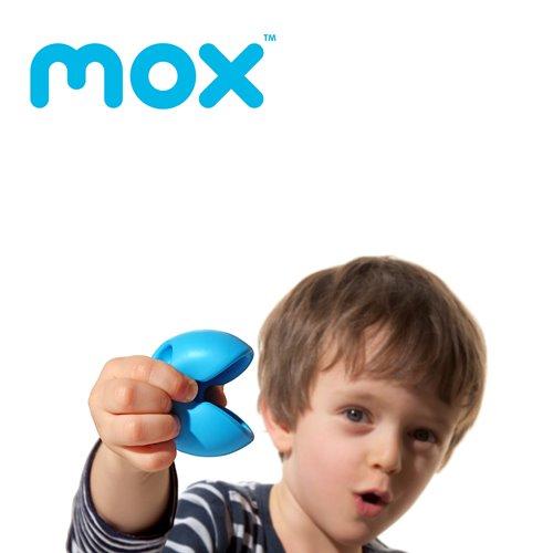 MOLUK│瑞士洗澡玩具 - Mox大嘴小球/小手捏捏樂(3入組)