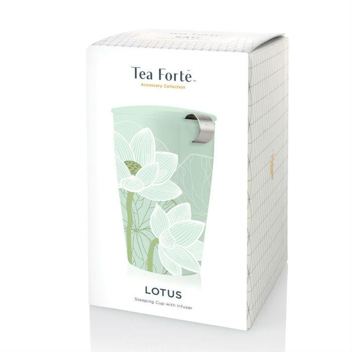 (複製)Tea Forté|卡緹茗茶杯 - 櫻花