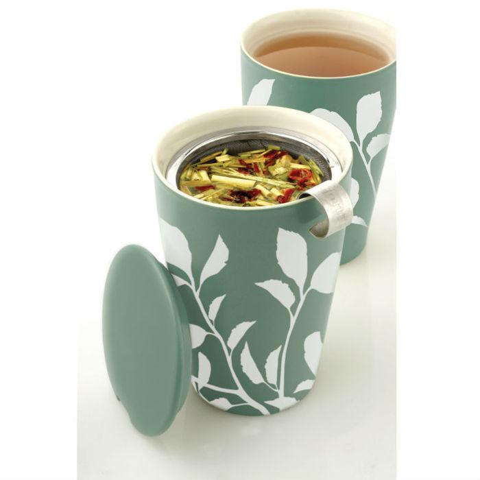 (複製)Tea Forté|卡緹茗茶杯 - 草紋印花