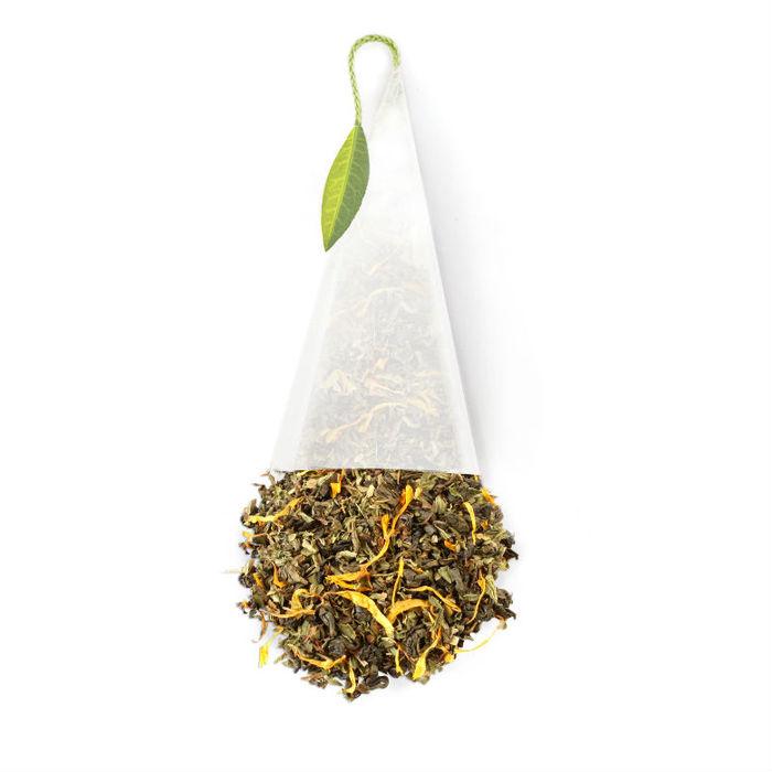 Tea Forté|10入金字塔型絲質茶包 - 輕肌養顏