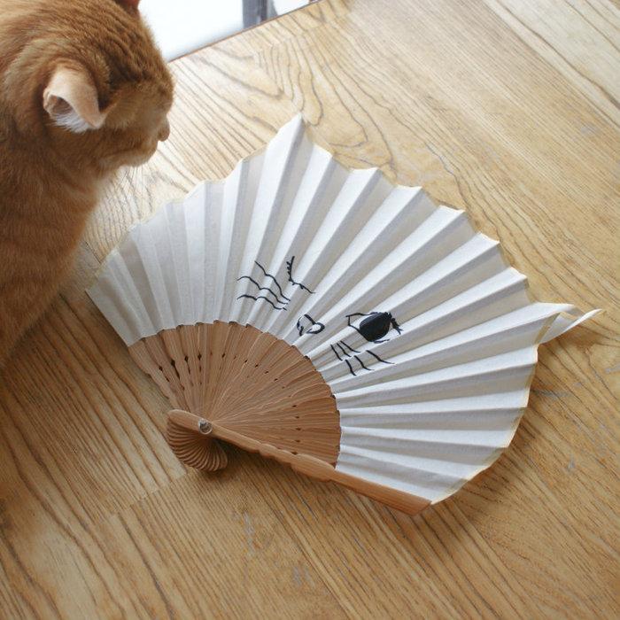 DESTINO STYLE|日本那堤貓摺扇