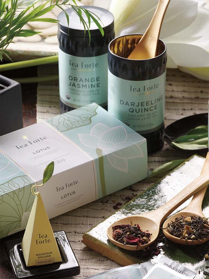 Tea Forté|罐裝茶系列 - 柑橘茉莉綠茶