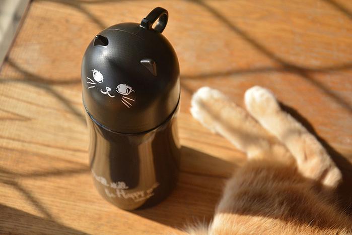 DESTINO STYLE|日本米雅貓M保溫/冷瓶