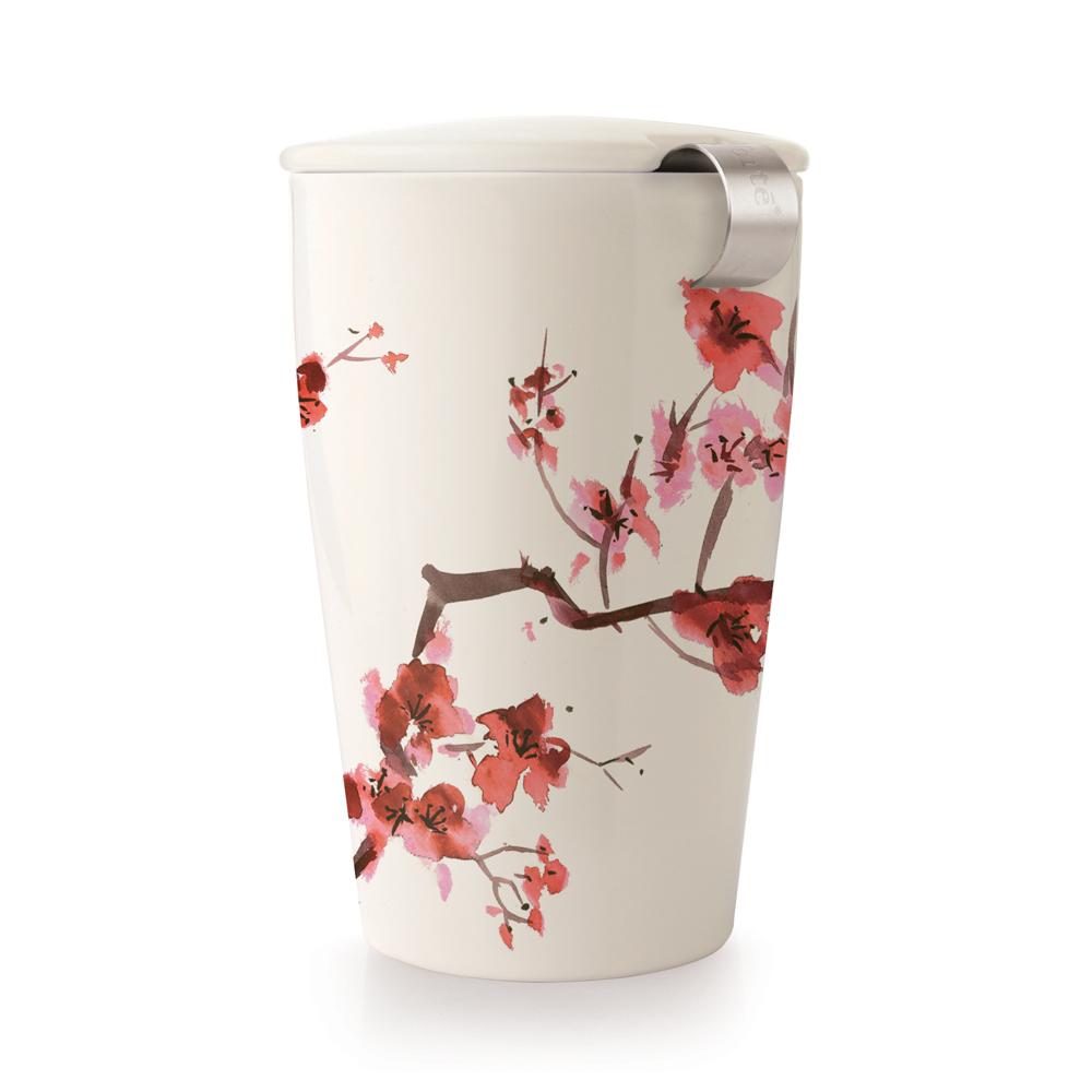 Tea Forté|卡緹茗茶杯 - 櫻花