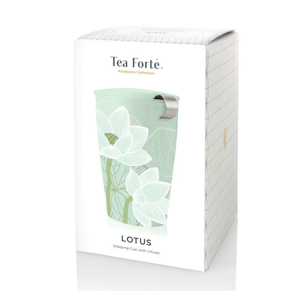 Tea Forté|卡緹茗茶杯 - 蓮花