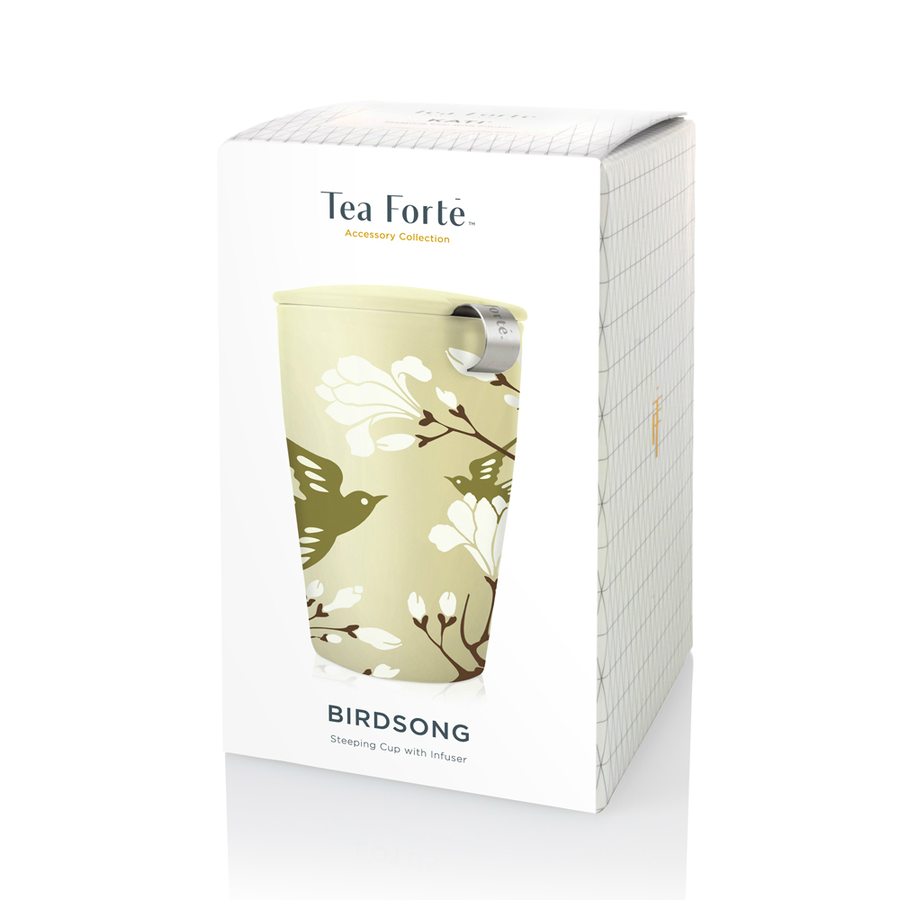 Tea Forté|卡緹茗茶杯 - 鳥語