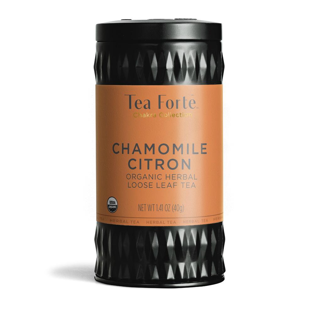 Tea Forté| 罐裝茶系列 - 洋甘菊香櫞茶