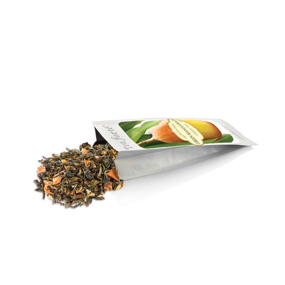 Tea Forté|15入原葉茶葉獨沖包 - 經典集萃