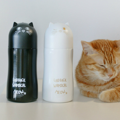 DESTINO STYLE|日本米雅貓保溫瓶