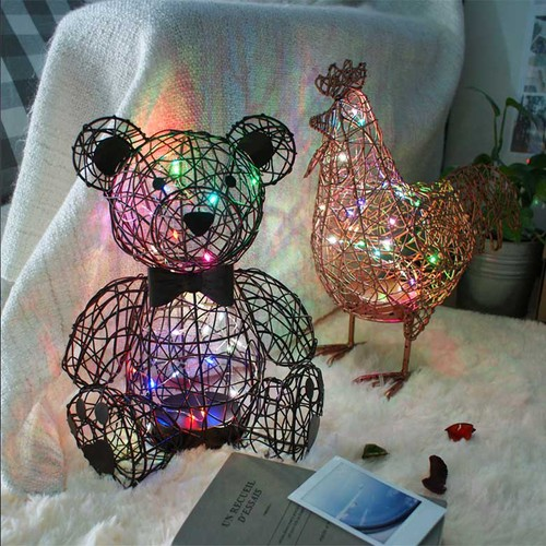 4U4U|點晴雞 造型燈飾