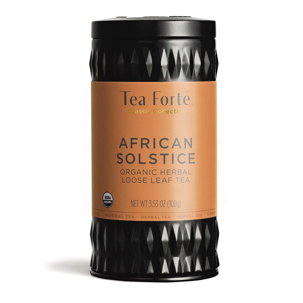 Tea Forté|罐裝茶系列 - 南非紅葉茶