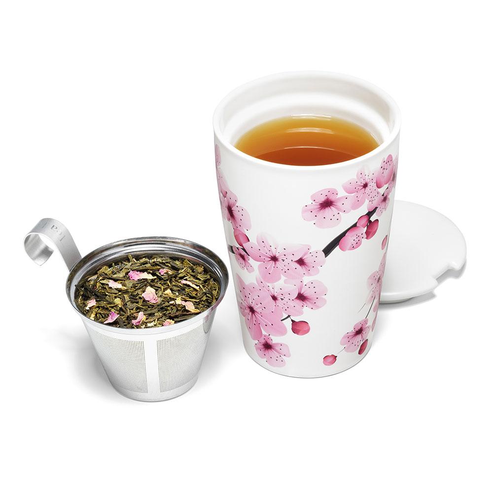 Tea Forté|卡緹茗茶杯 - 花見