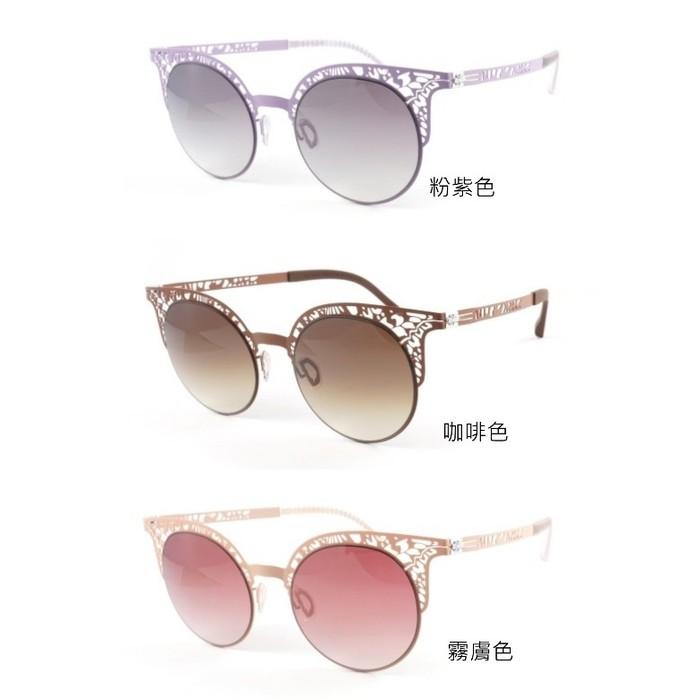 (複製)Magi-Steel 薄鋼太陽眼鏡 無螺絲專利結構 潮系列-迴