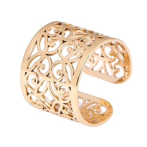 Magi-Steel 故宮如意戒指-黃金鍍膜