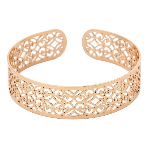 Magi-Steel|故宮如意手環-黃金鍍膜