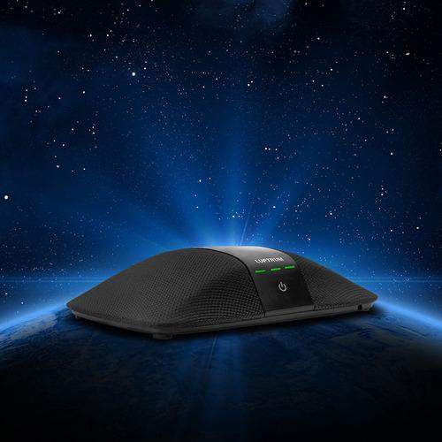 LUFTRUM瑞際 可攜式智能空氣清淨機C401A-銀河黑