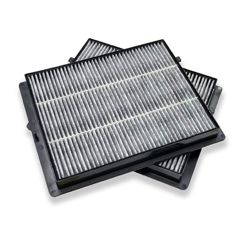 LUFTRUM瑞際|雙效集塵除臭HEPA濾網-C401A系列超值2入組