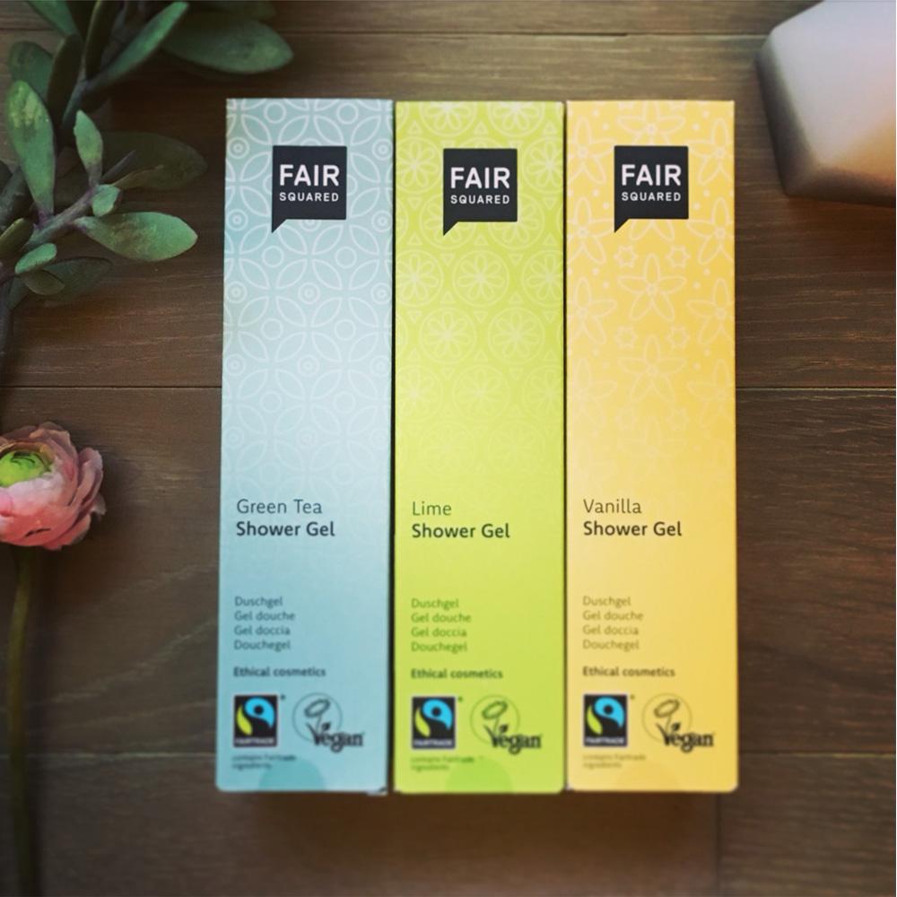 德國Fair Squared|清新香檸沐浴露