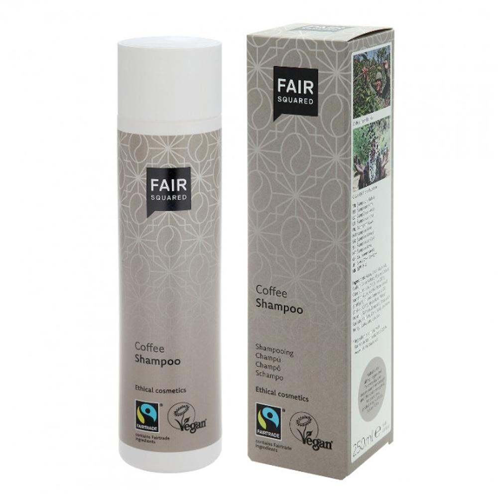 德國Fair Squared|染燙修護洗髮露咖啡