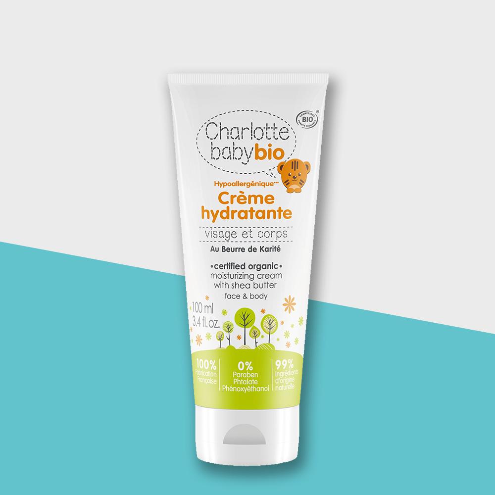 Charlotte baby bio|夏綠蒂寶貝嬰幼兒全效保濕乳