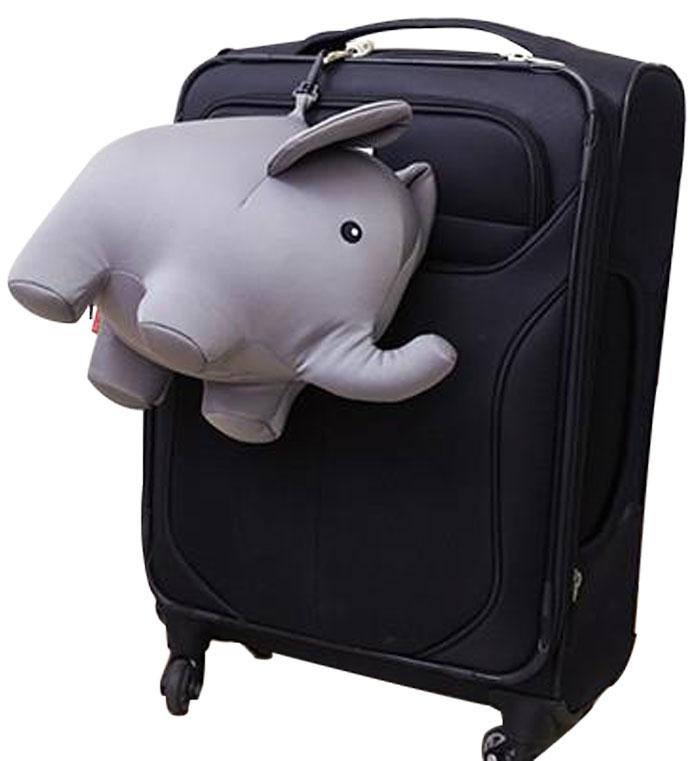 (複製)KIKKERLAND │ 小熊變形枕頭(咖啡色) 旅行靠枕
