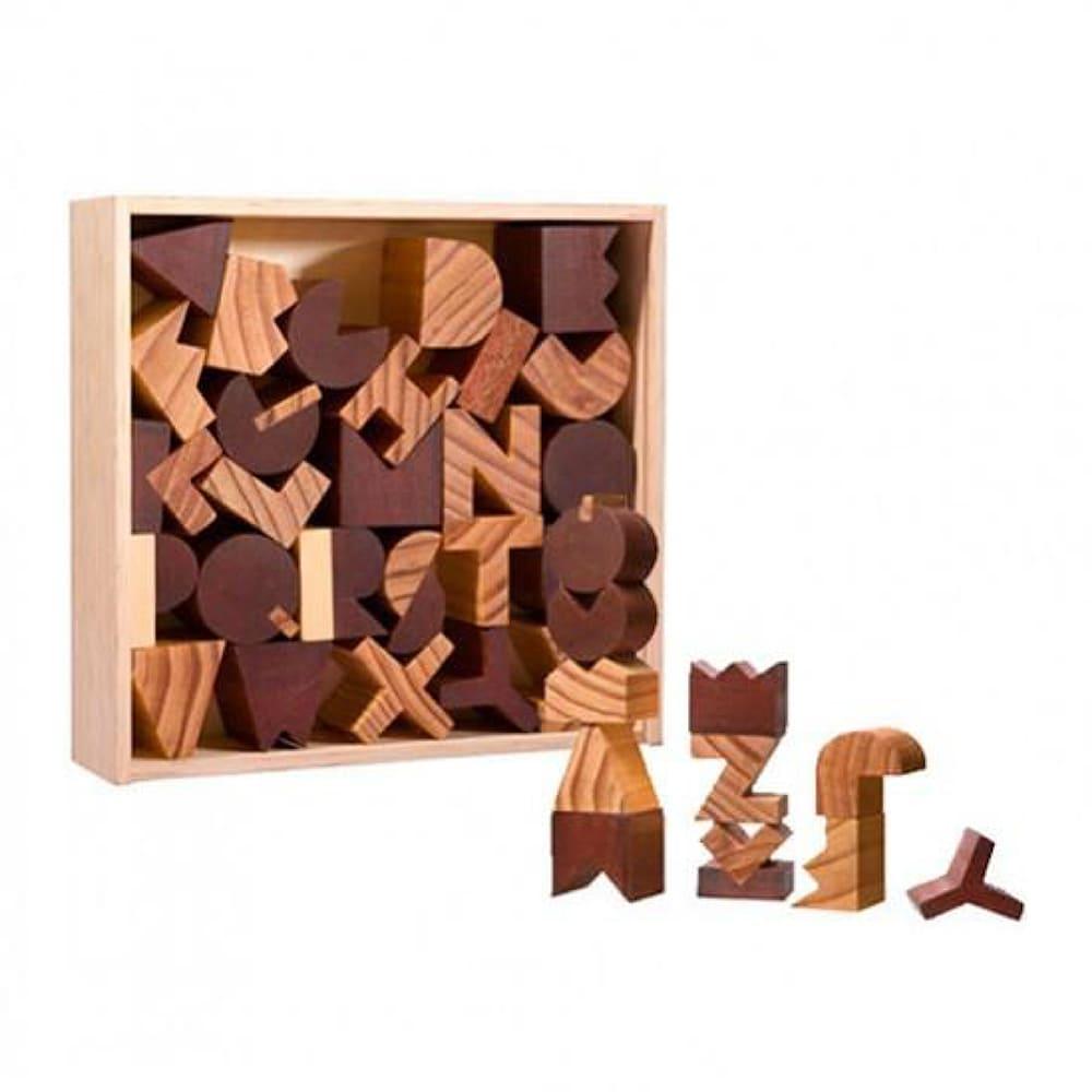 AREAWARE|字母積木