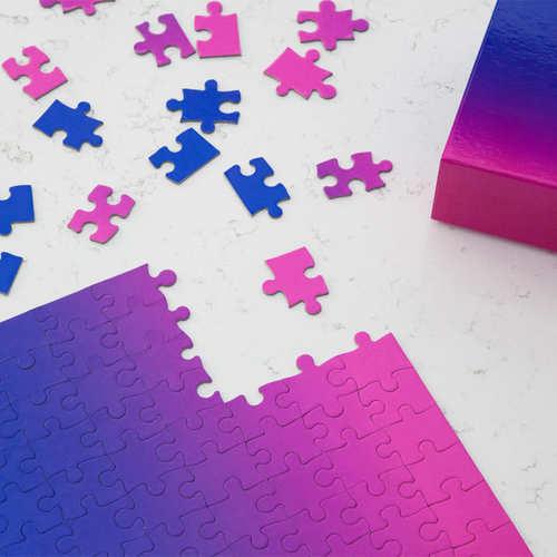 AREAWARE|漸層拼圖(粉藍款)