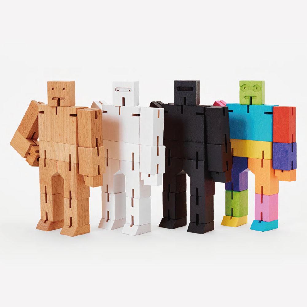 AREAWARE 積木變形機器人(小)-多色可選