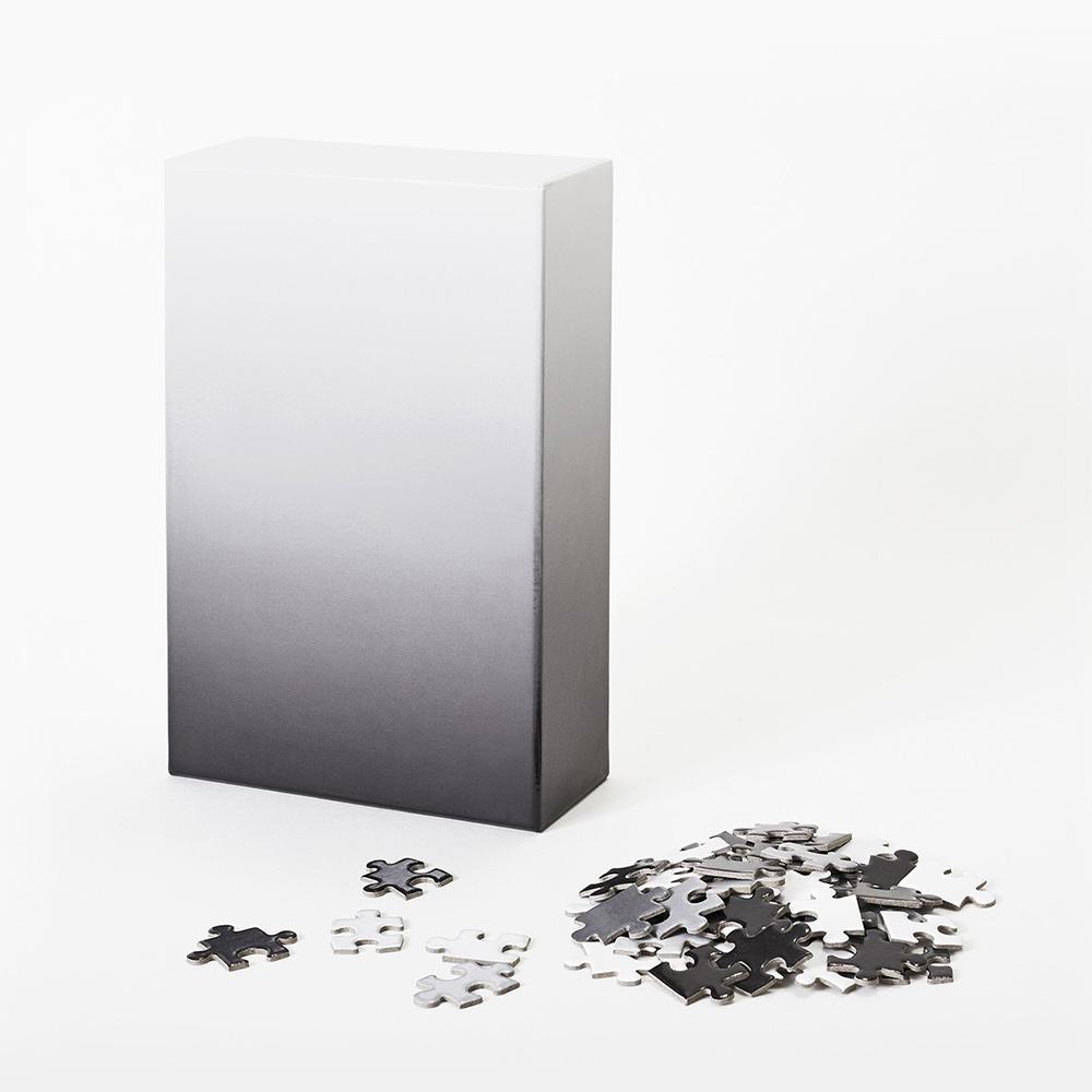 AREAWARE|漸層拼圖(黑白款)