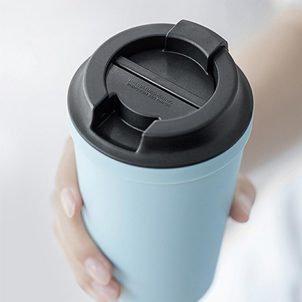 Artiart|神奇不倒咖啡杯-淺藍