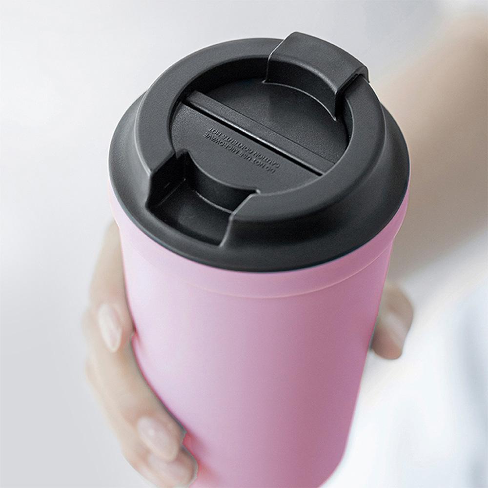 Artiart|神奇不倒咖啡杯-粉紅