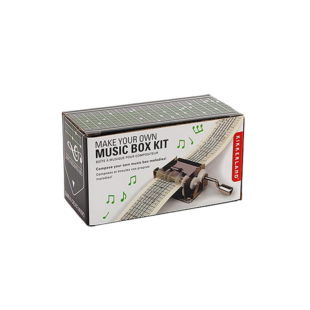 KIKKERLAND|手搖式機械音樂盒