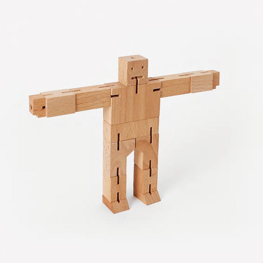 AREAWARE|積木變形機器人(大)