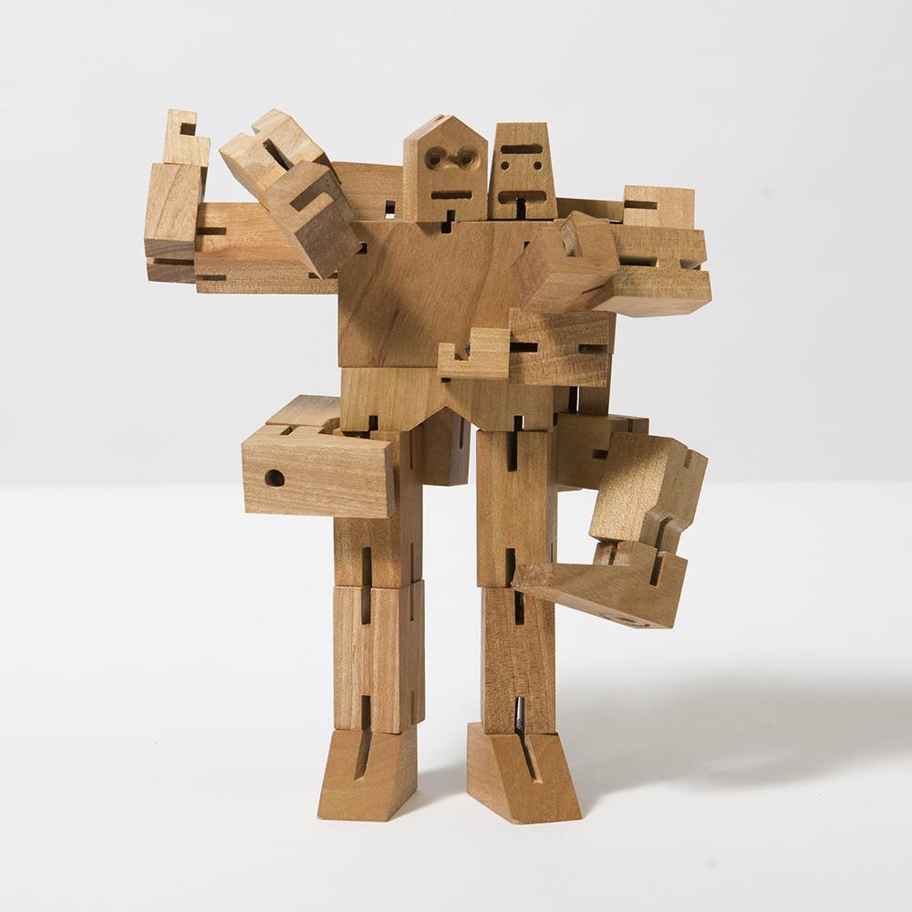 AREAWARE|積木變形機器人(中)-特別款-多關節巨人