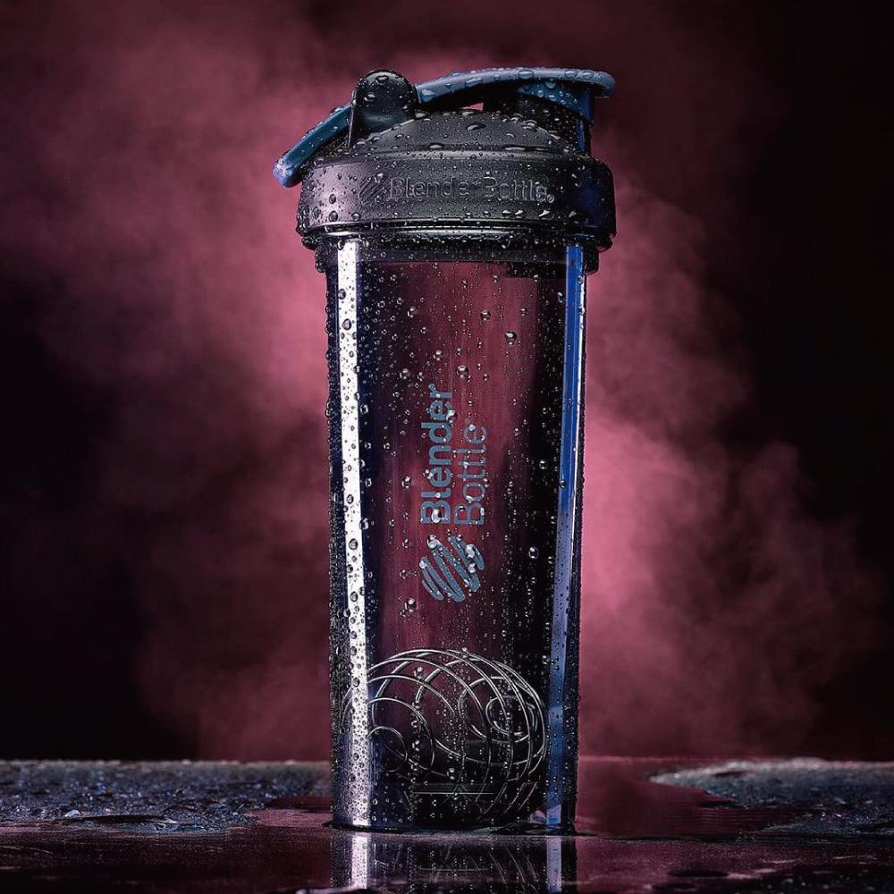 Blender Bottle|《Pro32系列》高透視機能搖搖杯-蝙蝠俠(灰)