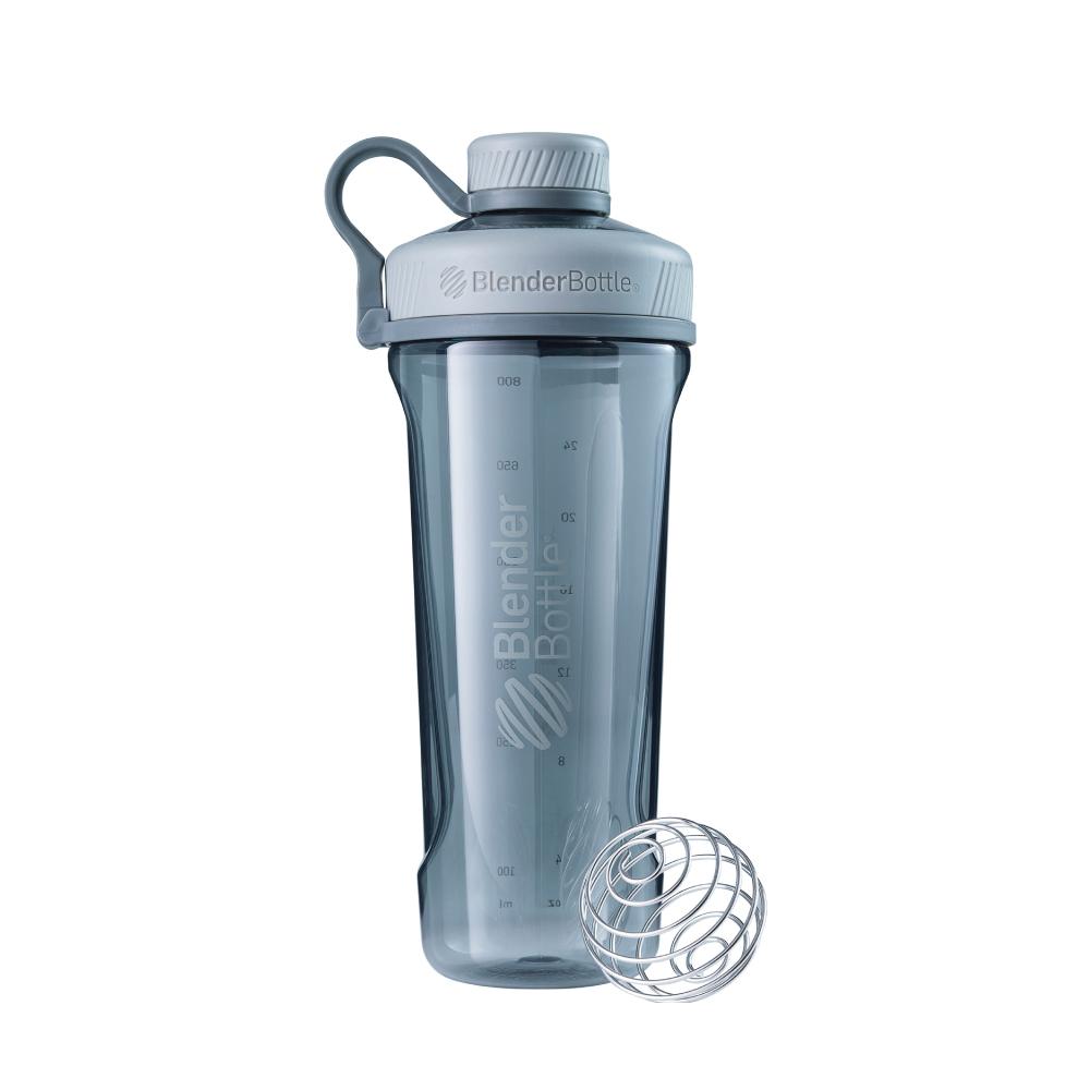 Blender Bottle|《Radian系列》32oz旋蓋直飲運動搖搖杯-灰