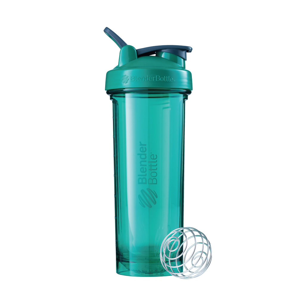 Blender Bottle|《Pro32系列》高透視機能搖搖杯-浩克(綠)