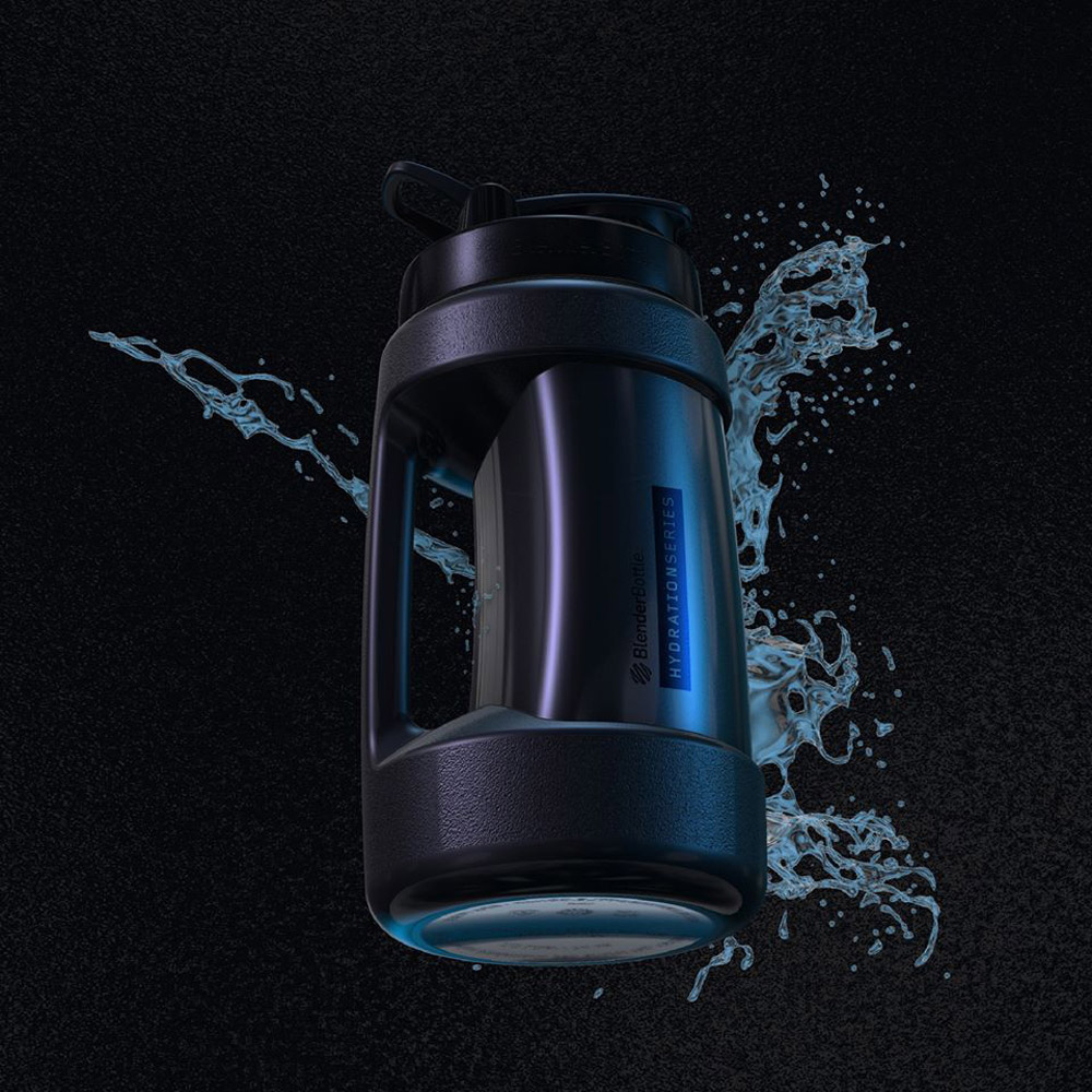 Blender Bottle|《Koda 74oz系列》原裝進口超大容量運動水壺2200ml(4色可選)