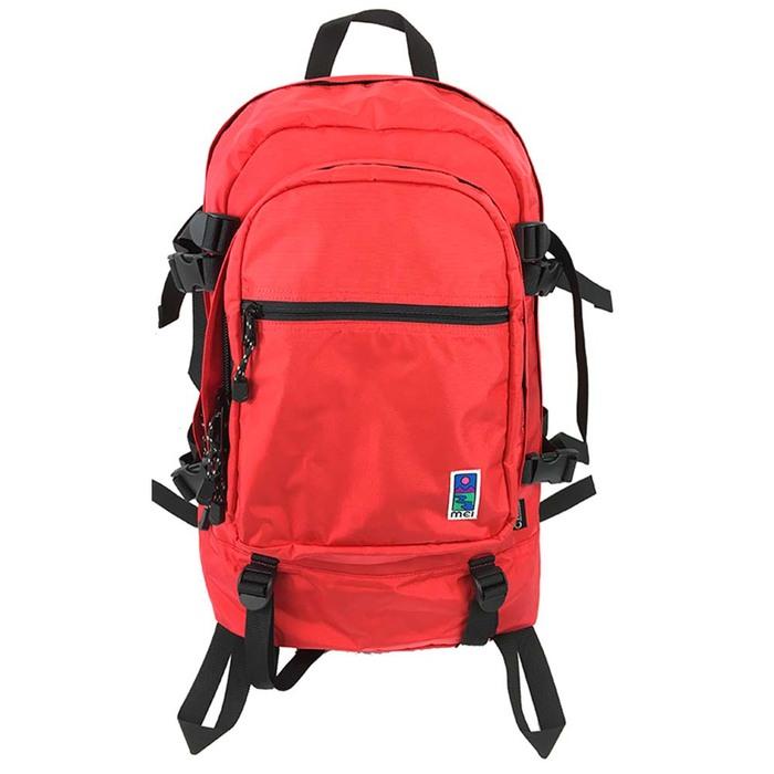 MEI|登山背包 紅