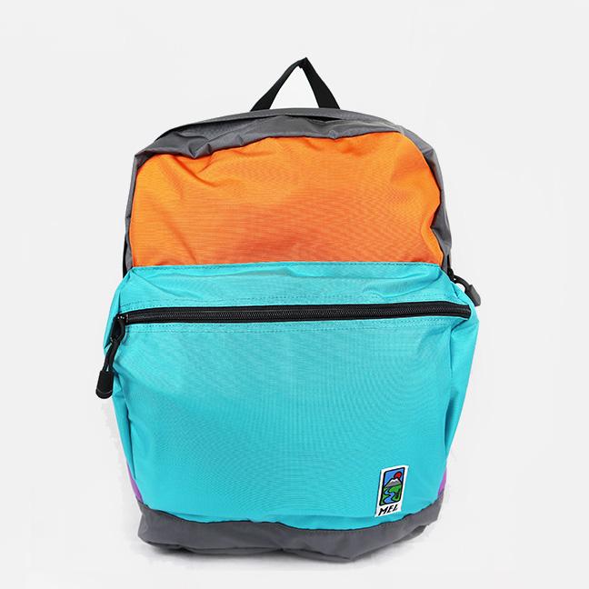 MEI|日用背包小號 拼色