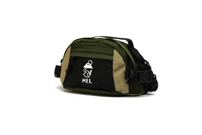 (複製)MEI|腰包 拼色3
