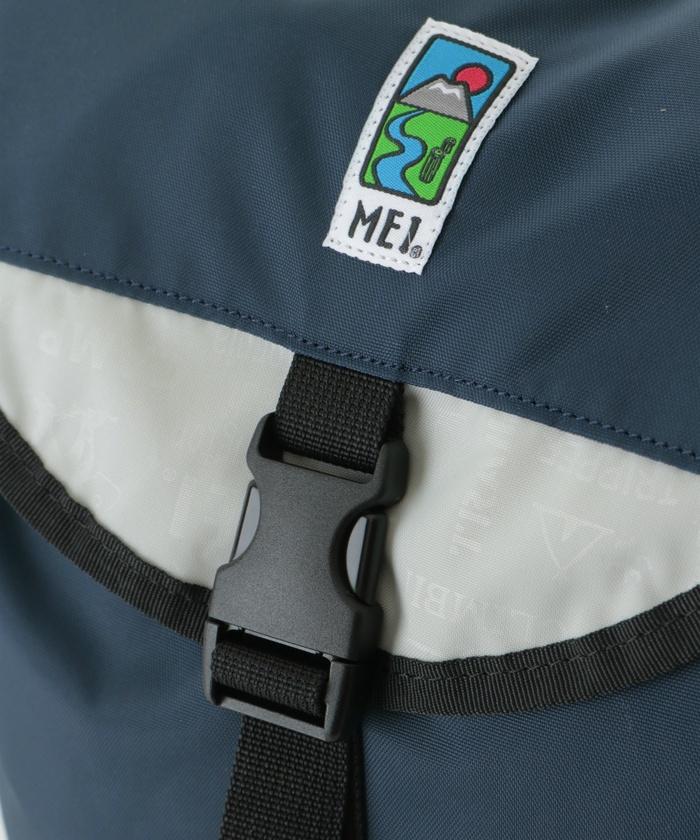 (複製)MEI|背包托特兩用雙面包 黑