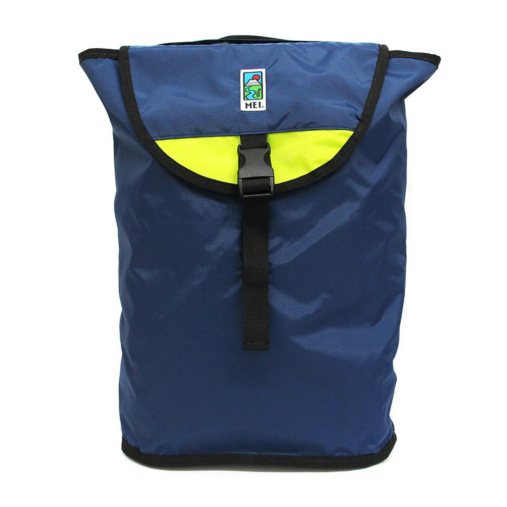 MEI|背包托特兩用雙面包 海軍藍