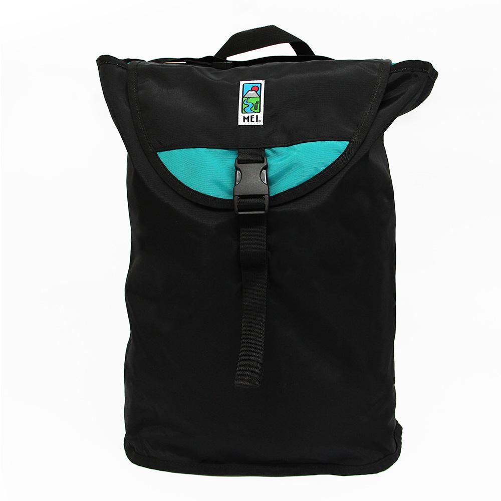 MEI|背包托特兩用雙面包 黑