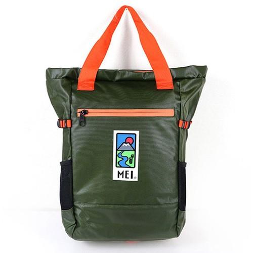 MEI 背包托特兩用包 橄欖綠