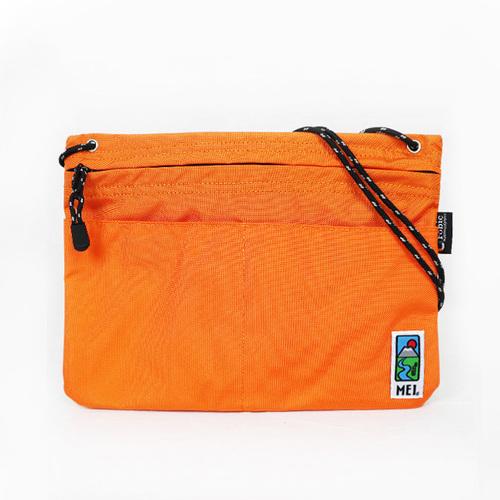MEI|方型隨身包 橙